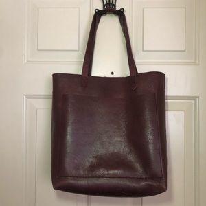 Madewell Medium Transport Tote Bag